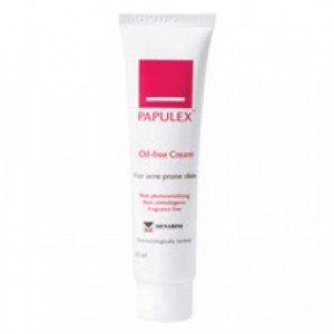 Papulex Oil-free Cream, 15gm