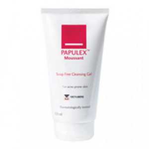 Papulex Soap Free Cleansing Gel - 100 ml