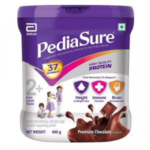 PediaSure Premium Chocolate Flavour, 400gm