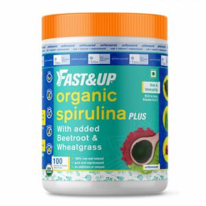 Fast&Up Organic Spirulina Plus, 300gm