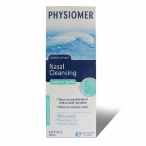 Physiomer Isotonic Nasal Spray, 135ml