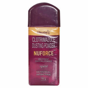 Nuforce Dusting Powder, 75gm