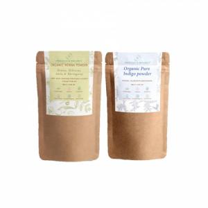 Precious Nature Certified Organic Hair color & Nourishment Kit, 200gm