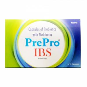 Prepro IBS, 10 Capsules
