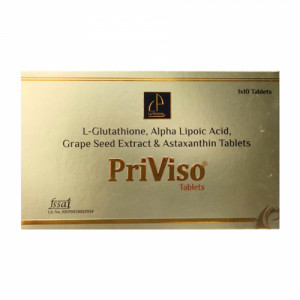 Priviso, 10 Tablets