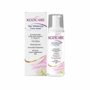 Kozicare Facewash Enriched With Kojic Acid, Arbutin & Vitamin E, 60ml