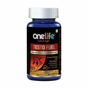 Onelife Testofuel, 60 Tablets