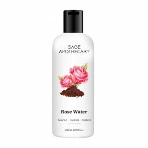 Sage Apothecary Rose Water, 200ml