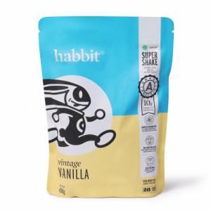 Habbit Super Shake Balanced Vintage Vanilla Daily Nutrition Shake, 400gm