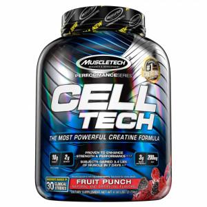 Muscletech Cell Tech Fruit Punch, 2.72kg