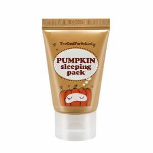 Too Cool for School Pumpkin Sleeping Pack, 100ml