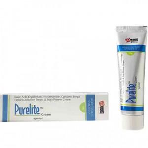 Purelite cream, 15gm