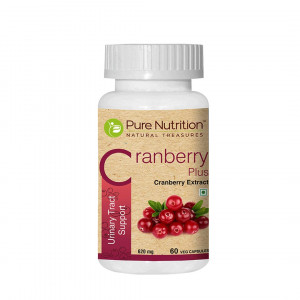Pure Nutrition Cranberry Plus, 60 Capsules