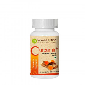 Pure Nutrition Curcumin Plus, 30 Capsules
