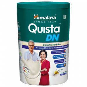 Himalaya Quista DN Vanilla Flavour, 400gm