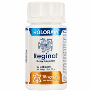 Biogetica Holoram Reginat, 60 Capsules
