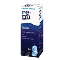 Re-nu Fresh Lens Solution, 120ml