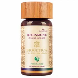 Biogetica Reginmune - Immune Support, 80 Capsules