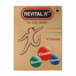 Revital H, 10 Tablets