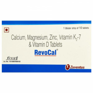 Revocal, 15 Tablets
