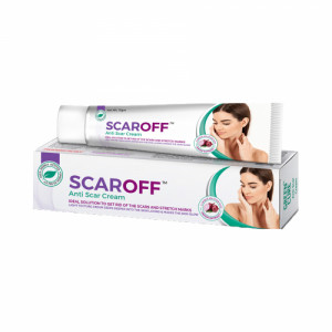 Green Cure Scaroff Herbal Scar Removal Cream, 15gm