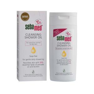 Sebamed Cleansing Shower Oil, 200ml