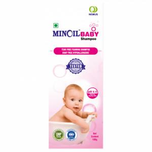 Minoil Baby Shampoo, 100ml