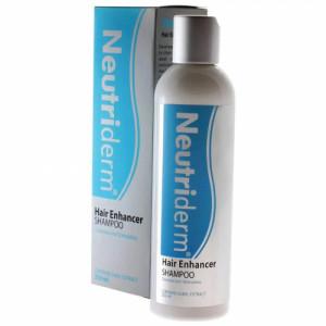 Neutriderm Hair Enhancer Shampoo, 250ml