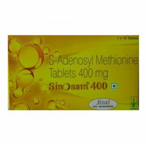 Sinosam 400mg, 10 Tablets