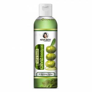 Keya Seth Aromatherapy Soft & Smooth Olive Body Oil, 200ml