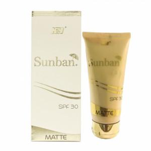 Sunban Matte Gel, 75gm