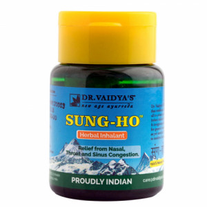Dr. Vaidya's Sung Ho, 10gm (Pack of 3)