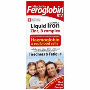 Feroglobin B12 Syrup, 200ml