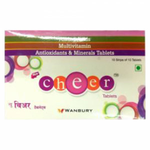 Cheer, 10 Tablets