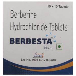 Berbesta, 10 Tablets