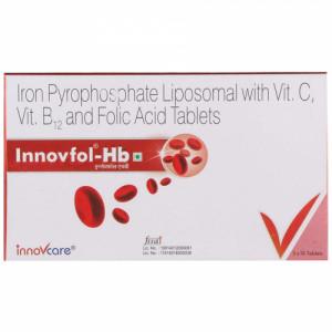 Innovfol-HB,10 Tablets