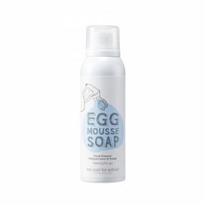 Too Cool for School Egg Mousse Soap, 150ml