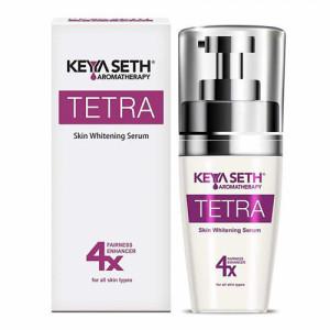 Keya Seth Aromatherapy Tetra Skin Whitening Serum, 30ml