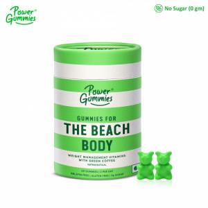 Power Gummies The Beach Body Weight Management Vitamins, 60 Gummies