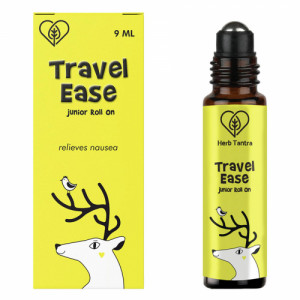 Herb Tantra Travel Ease Junior Roll On, 9ml