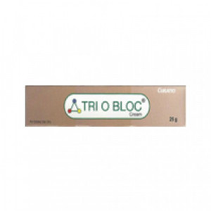 Tri O Bloc Cream, 25gm