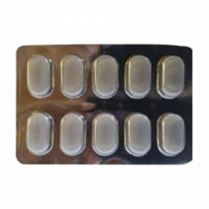 Tricium-HD, 10 Tablets