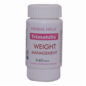 Herbal Hills Trimohills, 60 Tablets