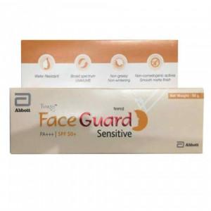 Tvaksh Face Guard Sensitive SPF50, 50gm