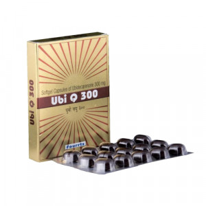 Ubi Q 300 Soft Gelatin, 15 Capsules