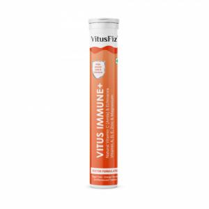 Vitus Immune+ Orange, 20 Effervescent Tablets