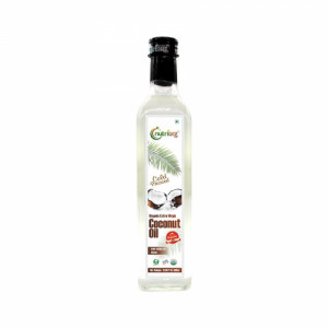 Nutriorg Organic Extra Virgin Coconut Oil, 500ml