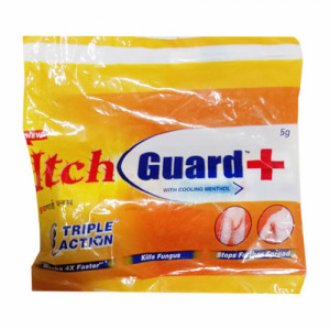 Itch guard Cream, 5gm