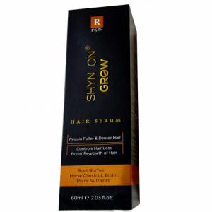 Shyn On Grow Hair Serum, 60ml