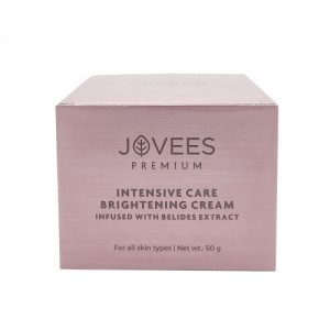 Jovees Premium Intensive Care Brightening Cream , 50gm